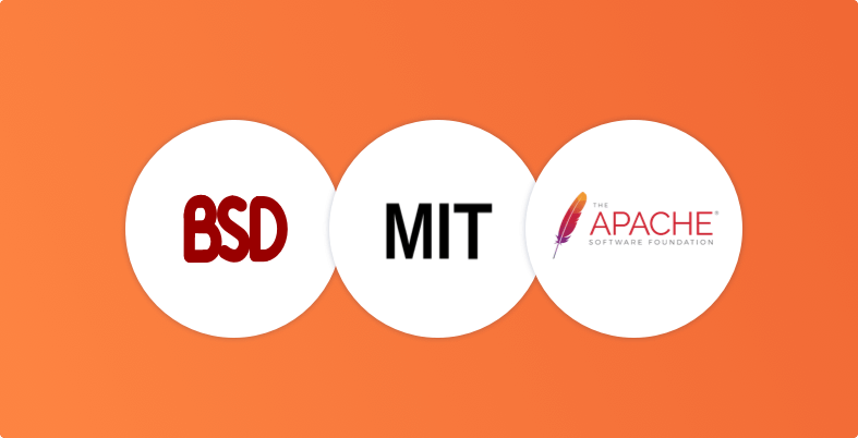 MIT, Apache 2 or BSD license: Who is the fairest of them all?
