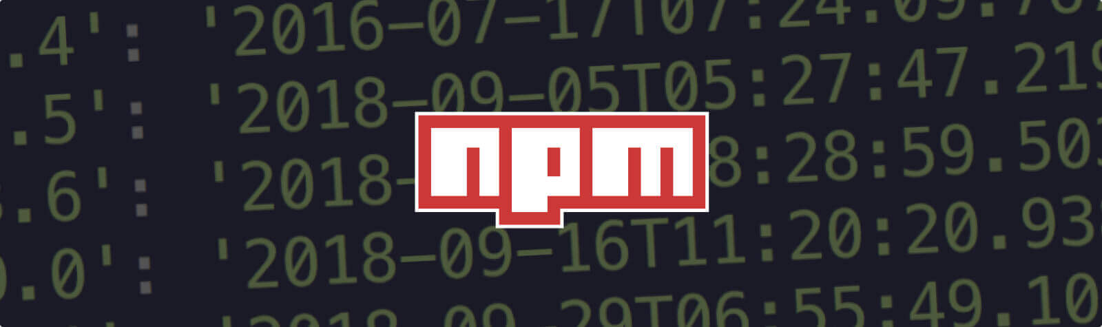 How much do you really know about the npm package registry