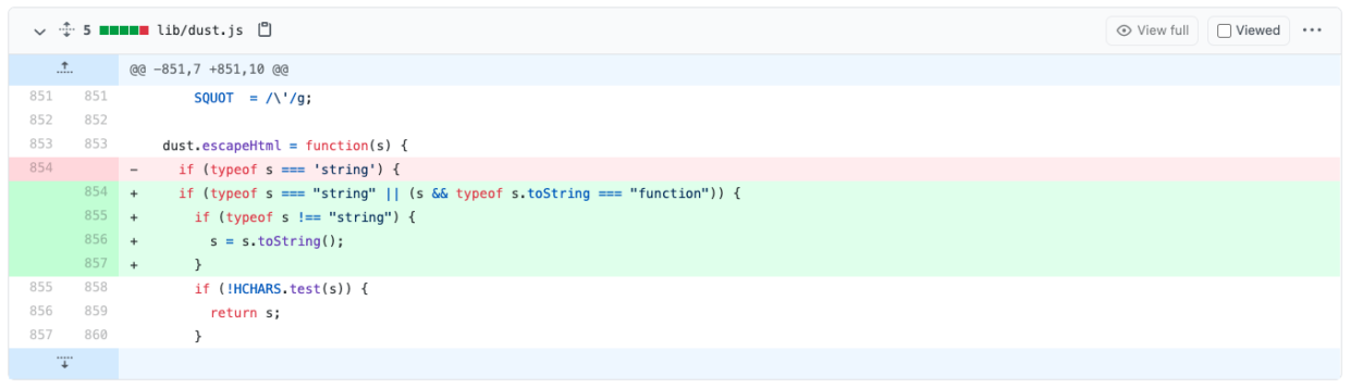 This pull request fixed the code injection security vulnerability