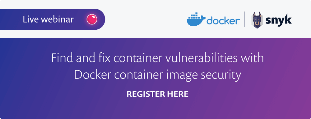 container image security scanning
